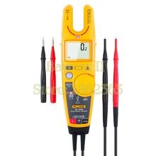 Fluke T6 1000 Nicht Kontaktieren AC True RMS Spannung/Strom Clamp Meter mit Hz, Widerstand Test