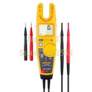 Image 1 - Fluke T6 1000 valores eficaces auténticos de CA sin contacto voltaje/medidor de pinza de corriente con Hz, prueba de resistencia