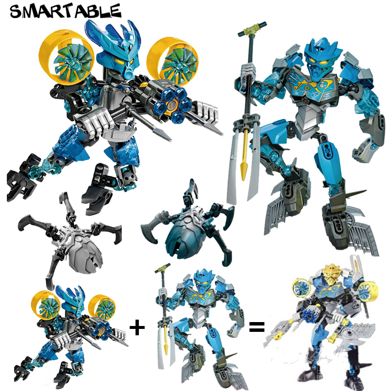 Storm Beast Bionicle 109pcs Figures Building Block Toys Gift Boy Free Shipping