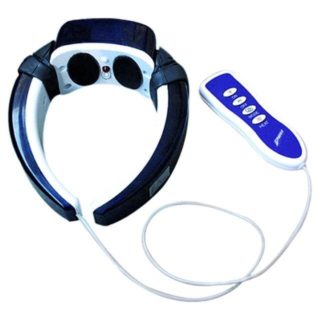 New Electric Neck Therapy Cervical Vertebra Treatment Massager Hauling Instrument Neck Relaxation Massagem Massage Device Tools