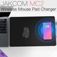 JAKCOM MC2 Mouse Pad Sem Fio Carregador venda Quente em Acessórios como volante jogo fire emblem poder laboratório abastecimento