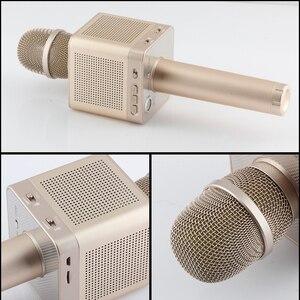 Image 4 - Micro karaoké sans fil MicGeek Q10S de marque originale 2.1 piste sonore dimensionnelle changement de voix 4 haut parleurs Smartphone
