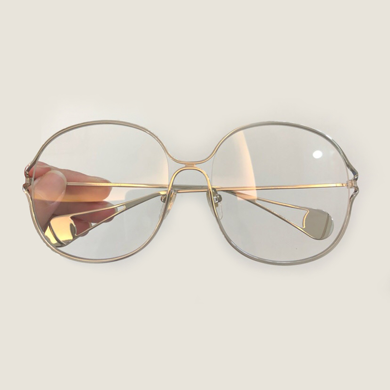 Box Schutz Sunglasses De no Shades Oculos Sonnenbrille No Sunglasses no Runde Retro Uv400 3 no Mit Sunglasses 2 5 Sunglasses Legierung Sol no Frauen Sunglasses Rahmen Feminino 1 Fashion 4 06wXRq
