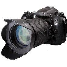 58 мм вкручиваемая бленды объектива в форме цветка для цифровой однообъективной зеркальной камеры Canon EOS 1300D 1200D 800D 760D 750D 700D 650D 600D 100D 80D 70D 77D 60D и фирменнй переходник для объектива Canon 18-55 мм объектив