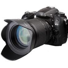 Бленда 58 мм для объектива Canon EOS 1300D 1200D 800D 760D 750D 700D 650D 600D 100D 80D 70D 77D 60D и 18 55 мм