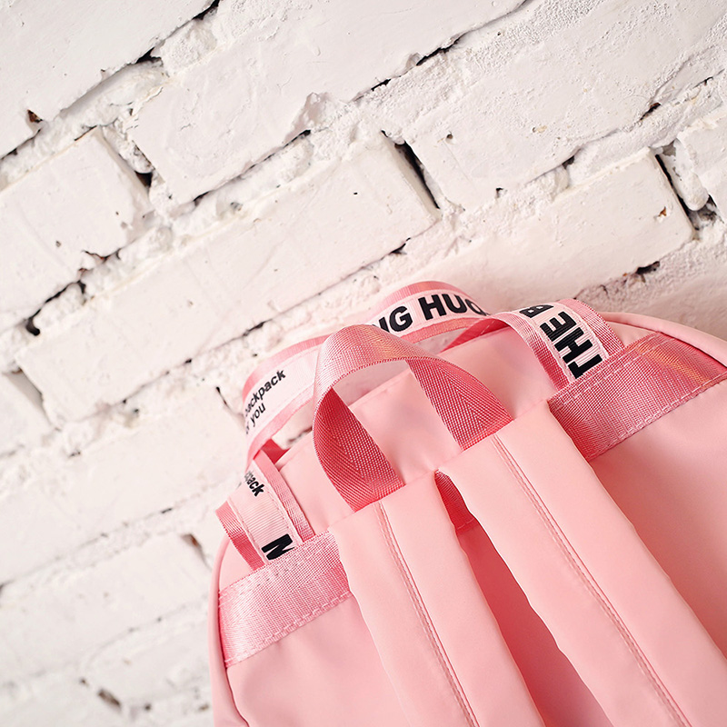 Menghuo Large Capacity Backpack Women Preppy School Bags For Teenagers Female Nylon Travel Bags Girls Bowknot Backpack Mochilas (43)