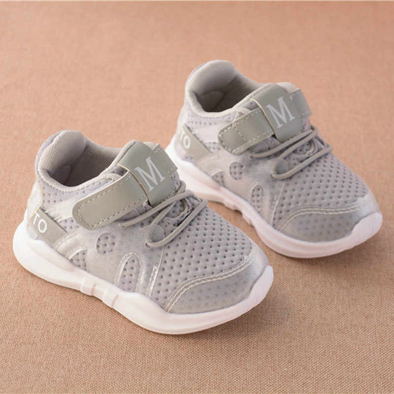 14b6692ea89aa Children Shoes for Boys Sneakers Baby Casual Girls Running Kids ...