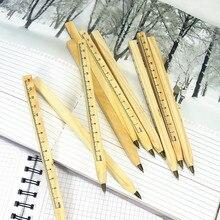 Wooden Ballpoint Pen Ruler Design