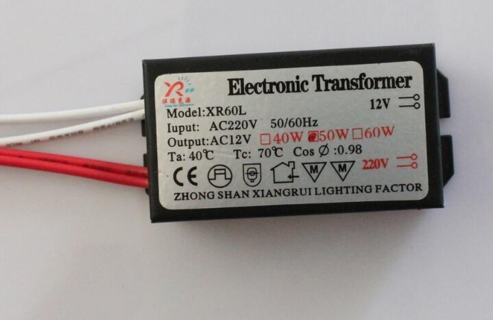 Image 3 - 3 سنوات الضمان جديد 2020 محول إلكتروني المدخلات AC220 الناتج AC12 20W 40W 50W 60W 80W 105W 120W 160W مضمونة 100%electronic transformertransformator electronicelectronic transformer 20w -