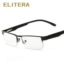 50a1aaf36 Comfy Estiramento ELITERA Luz Nova de Alta Qualidade Óculos de Leitura  Presbiopia 1.0 1.5 2.0 2.5 3.0 4.0 oculos leitura de Diop.