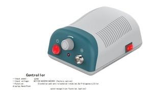 "Image 4 - 90 W 50000 סל""ד Brushless מנוע חשמלי נייל מקדחת מכונת רפואת שיניים מעבדה ירקן גילוף מניקור חנות לטש ציוד"