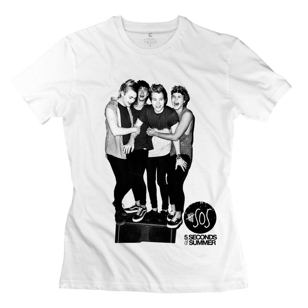 cdd7121624c 5 Seconds Of Summer Shirts Cheap