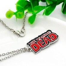 The Walking Dead Logo Pendant