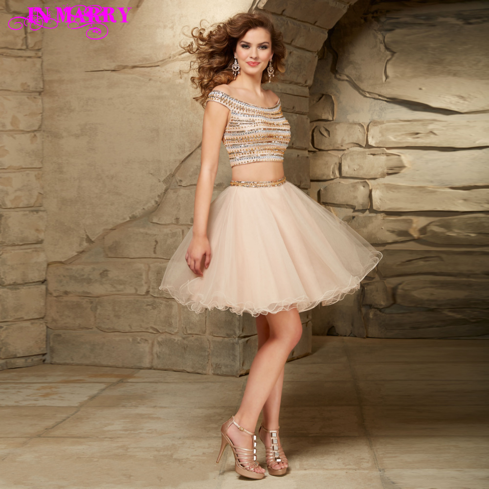 Popular Short Gold Prom Dresses-Buy Cheap Short Gold Prom ...