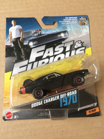 New Arrival Hot Wheels 1 55 Fast And Furious Ford Dodge Charger Off Road Diecast Car