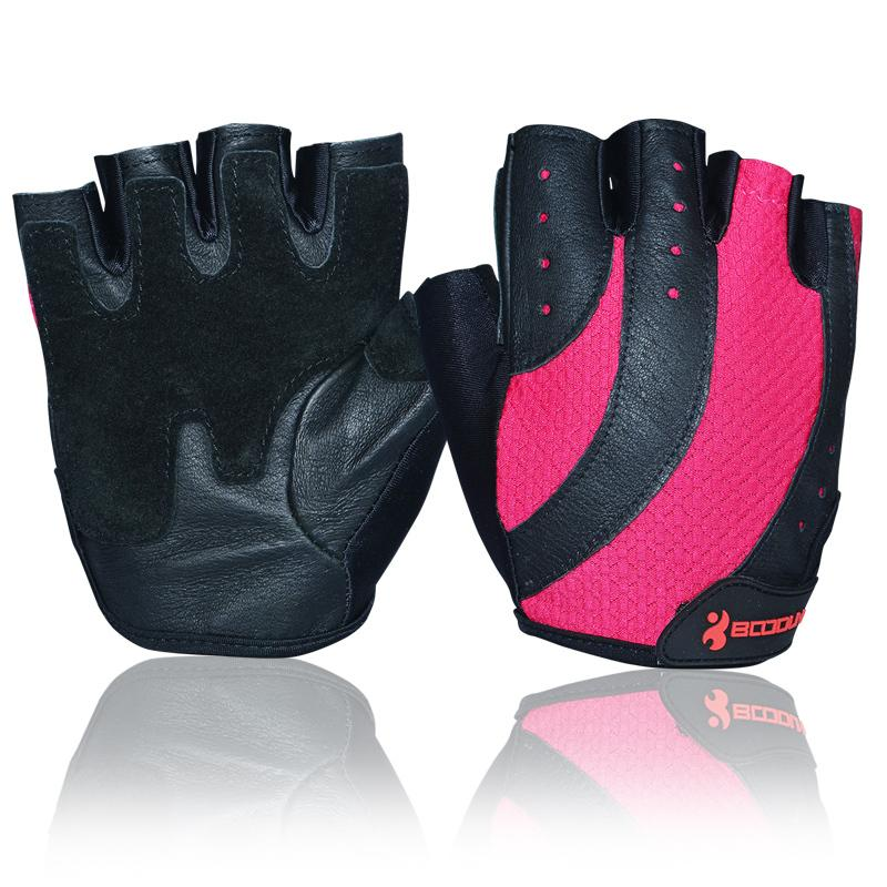 Hompo Ladies Gloves Bodybuilding Fitness Weight Lifting: New Gym Fitness Gloves Men Weight Lifting Bodybuilding