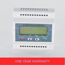 TDS-100M ultrasonic flowmeter DN50mm-700mm Modular type Water Flow Meter M2 Transducer m2 sensors dn 50mm 700mm flow meter for tds 100f