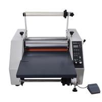 Laminating Machine, DC 380 Hot Laminator, Roll Laminating Machine,500W The Greater Than Adhesive Width 365 mm 1pcs 2018 Hot