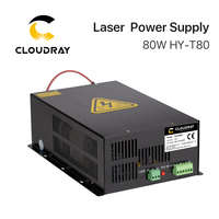 Cloudray 80W CO2 Laser Power Supply Source for CO2 Laser Engraving Cutting Machine HY T80 T / W Series