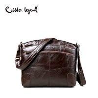Cobbler Legend Brand Designer Women S Crossbody Bag Genuine Leather Shoulder Bags For Female Casual Bag