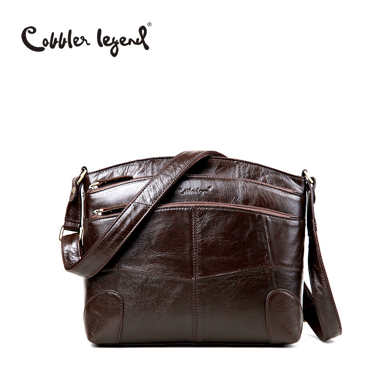 Cobbler Legend Brand Designer Women s Crossbody Bag Genuine Leather Shoulder Bags