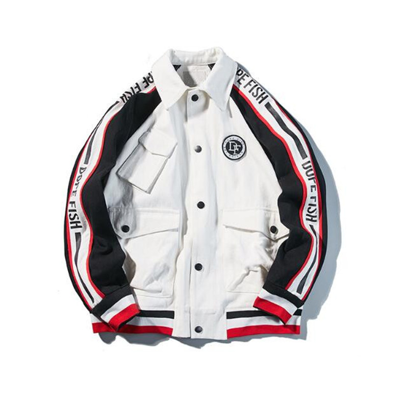 4c6ff62fb15 2018 -beau-marque-Multi-Poche-blanc-mosa-que-pissage-baseball-costume-Hanfeng- veste-hommes-de-printemps.jpg