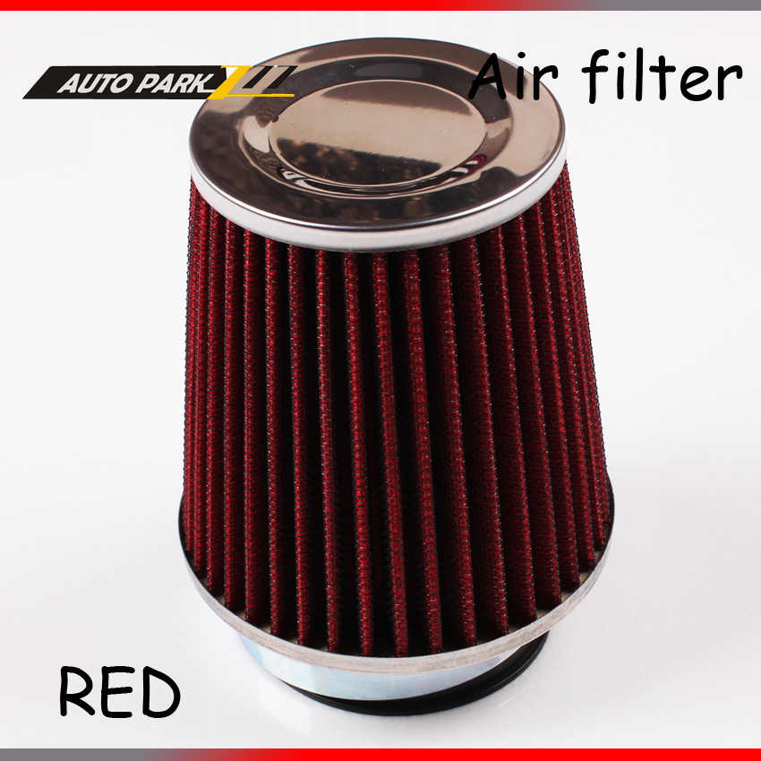 car part universal turbo high flow cone air filter racing cold air intake washable in air. Black Bedroom Furniture Sets. Home Design Ideas
