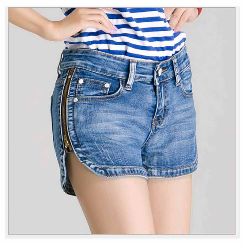 Ladies Jeans Shorts