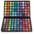 Profissional shimmer & Matte paleta de sombra 120 cores maquiagem cosméticos maquiagem nu maquiagem conjunto de 120