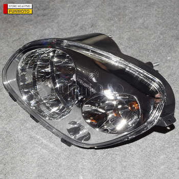 Левая фара CF500 ATV запчасти номер 9010-160110