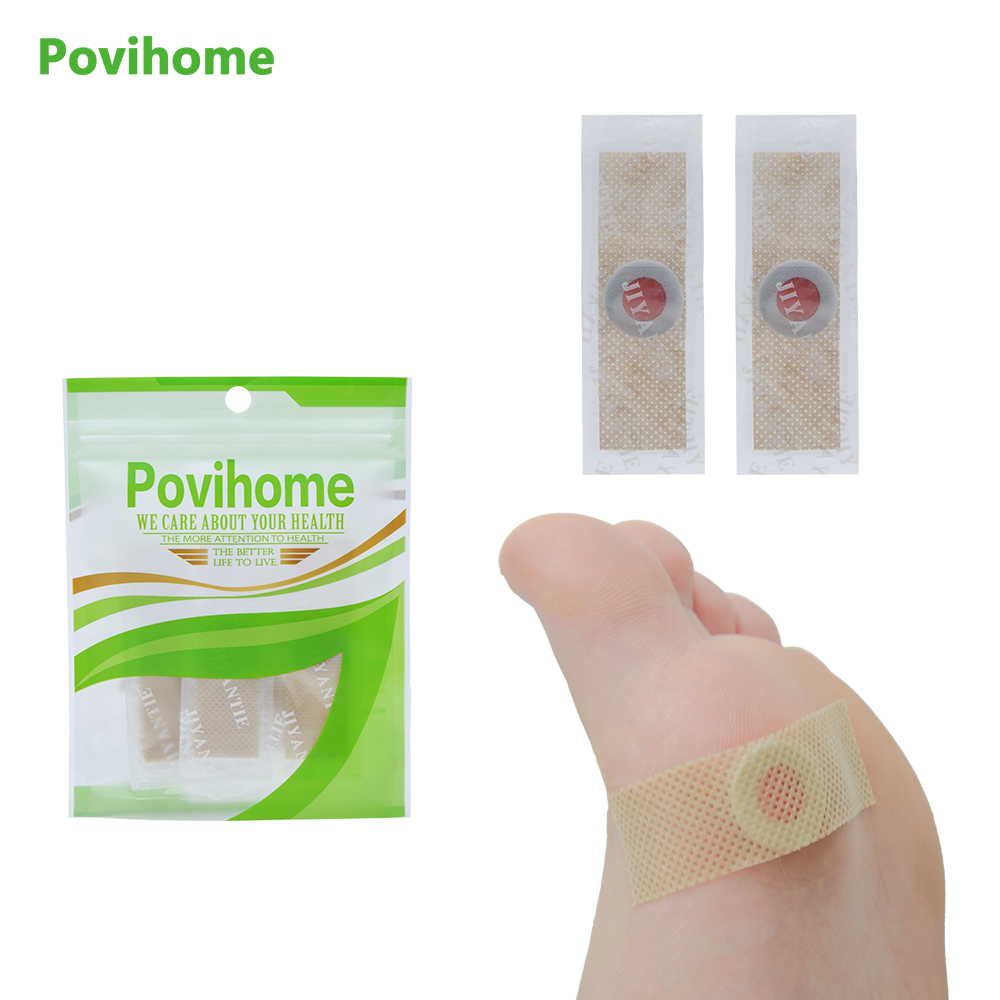 40Pcs/Box Painless Feet Care Foot Medical Corn Remover Warts Thorn Plaster Patch Feet Callus Removal Tool Soften Skin Cutin C584 kongdy 12 pieces 2 boxes corn callus remover patch feet care medical plaster health care corn cutter foot callus removal tools