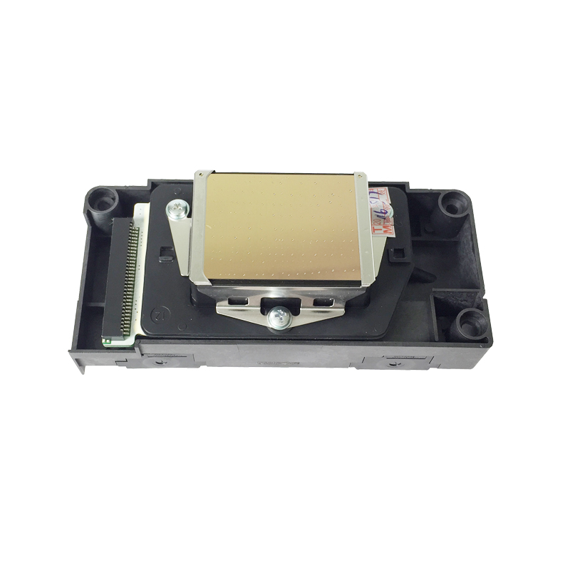New and Original F187000 printer head DX5 printer head for Epson DX5 4880 7880 9880 printer 1000ml 6c led uv ink for epson 4880 7880 9880 printer head printed on glass metal plastic and ceramic with 3d effects