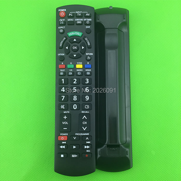 Brand New TV Remote Control for Panasonic N2QAYB000490 & N2QAYB000353 N2QAYB000504 N2QAYB000673 N2QAYB000328 new for panasonic tv remote pan 918 for n2qayb000485 n2qayb000100 n2qayb000221