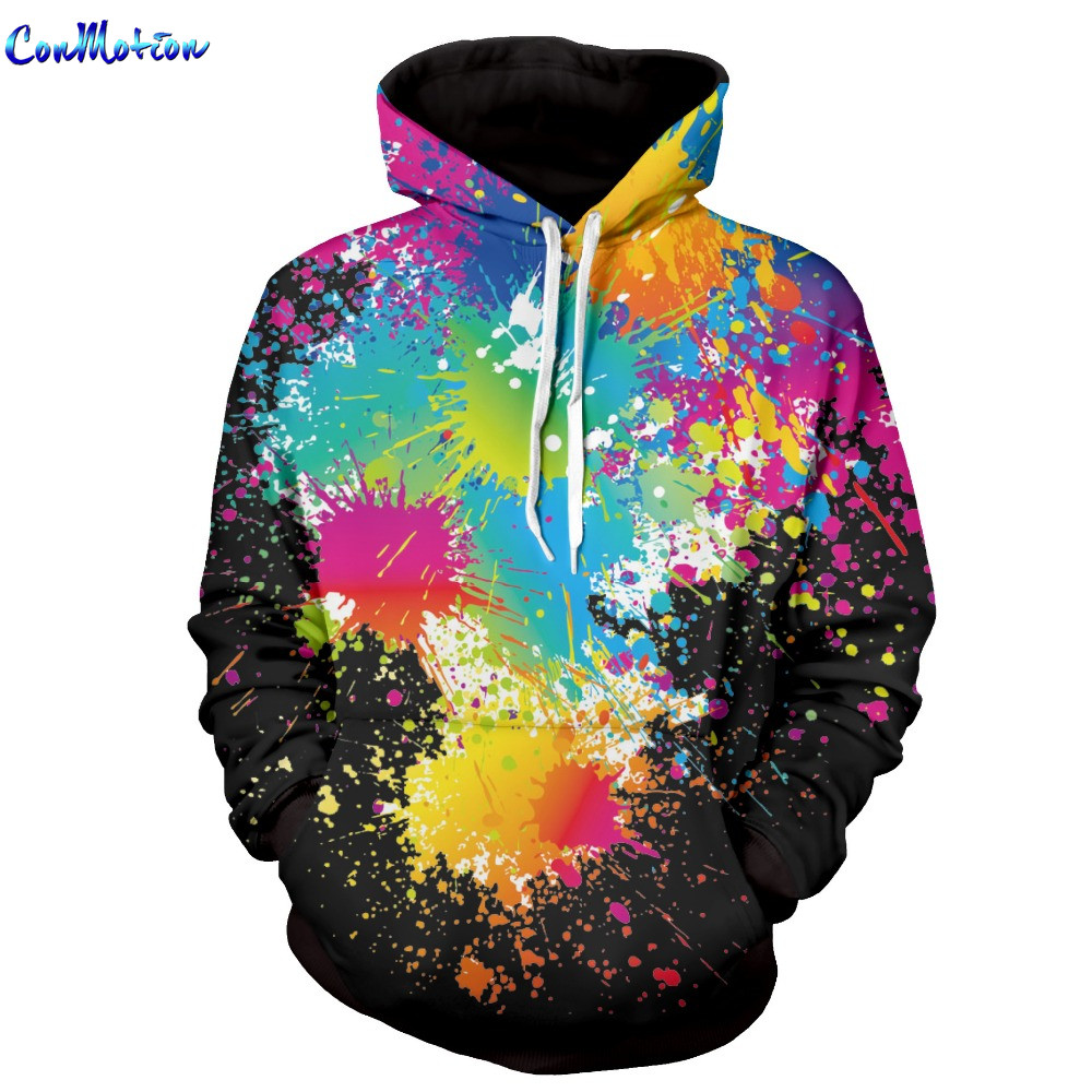 colorful sweatshirt colorful hoodies for men hardon clothes 8044