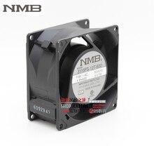 Original NMB 3115FS-12T-B30 8038 8cm AC 115V 8.5W/7W industrial cooling fan