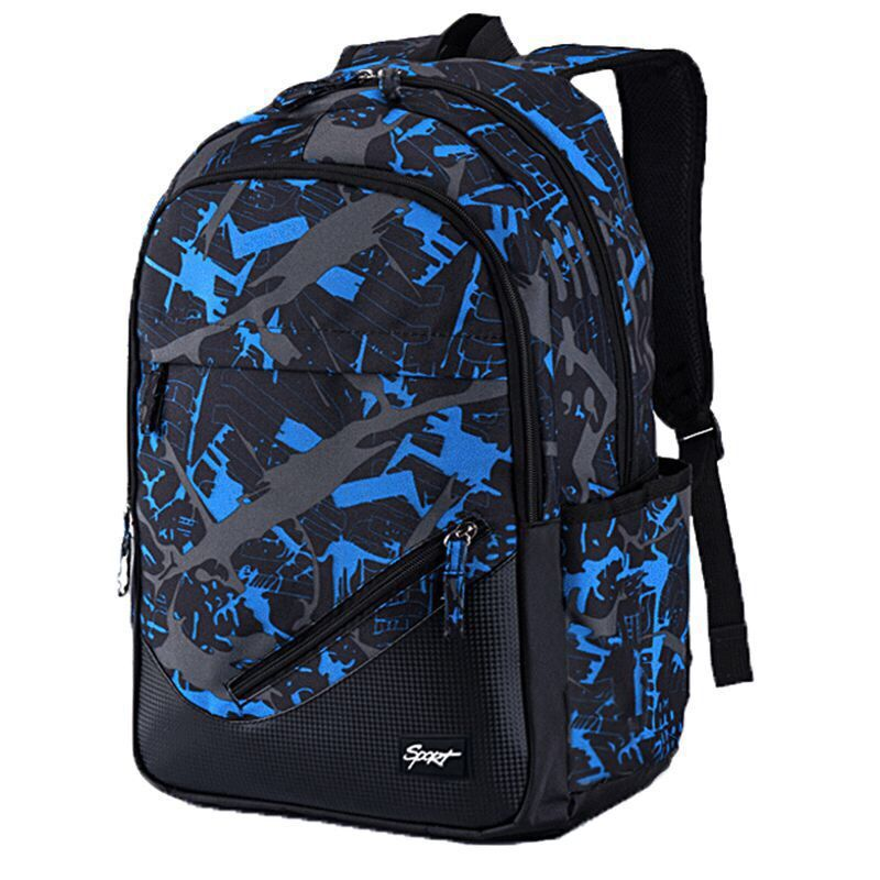 2019 Hot New Children School Bags Teenagers Boys Orthopedic School Backpacks Kids Schoolbag Men Travel Laptop Backpack Mochilas
