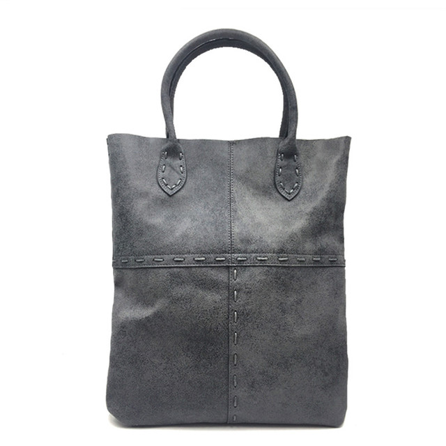 Large Genuine Leather Bag Mawgie