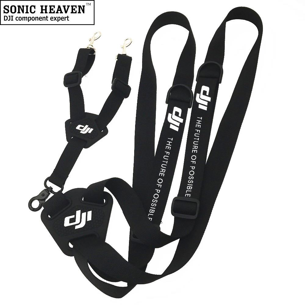 Universal Remote Controller Transmitter Sling Belt Shoulder Strap For DJI Inspire 1/2 Phantom 2/3/4 Mavic Pro/Platinum/Air Spark