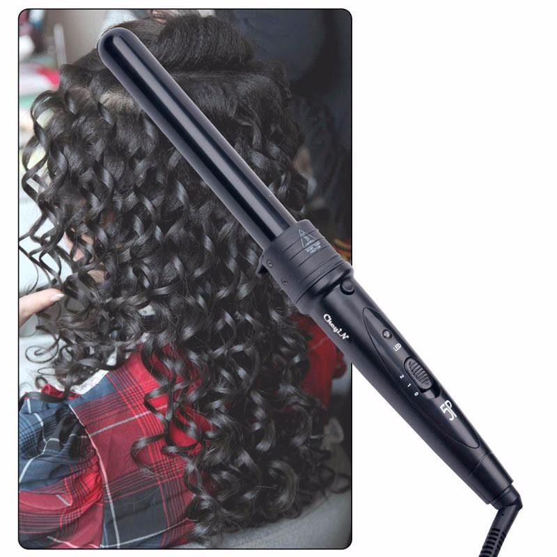 Ceramic Hair Curler Set