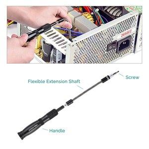 Image 5 - KALAIDUN 69 in 1 Precision Screwdriver Set with 66 Bit Magnetic Driver Kit Hand Tools Electronics Repair Tool Kits