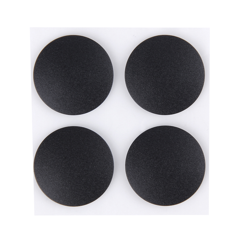 4pcs/lot Bottom Case Rubber Foot Pad Stand Notebook Laptop Replacement Feet Base For Macbook Pro Retina A1398 A1425 A1502 Black цены онлайн