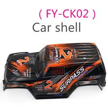 Free shipping FY-CK02 SUV Body Shell For FY-02 1/12 RC Cars Parts Toy H
