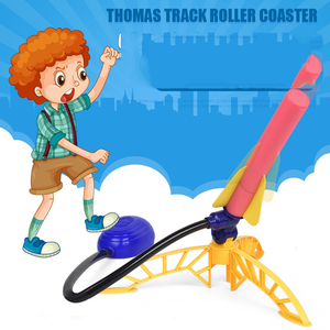 Children Pneumatic Space Rocke