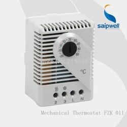Saip najbardziej popularne regulowany termostat mechaniczny FZK011 120VAC 250VAC DC30W|thermostatic basin mixer tap|thermostat audithermostat lock -