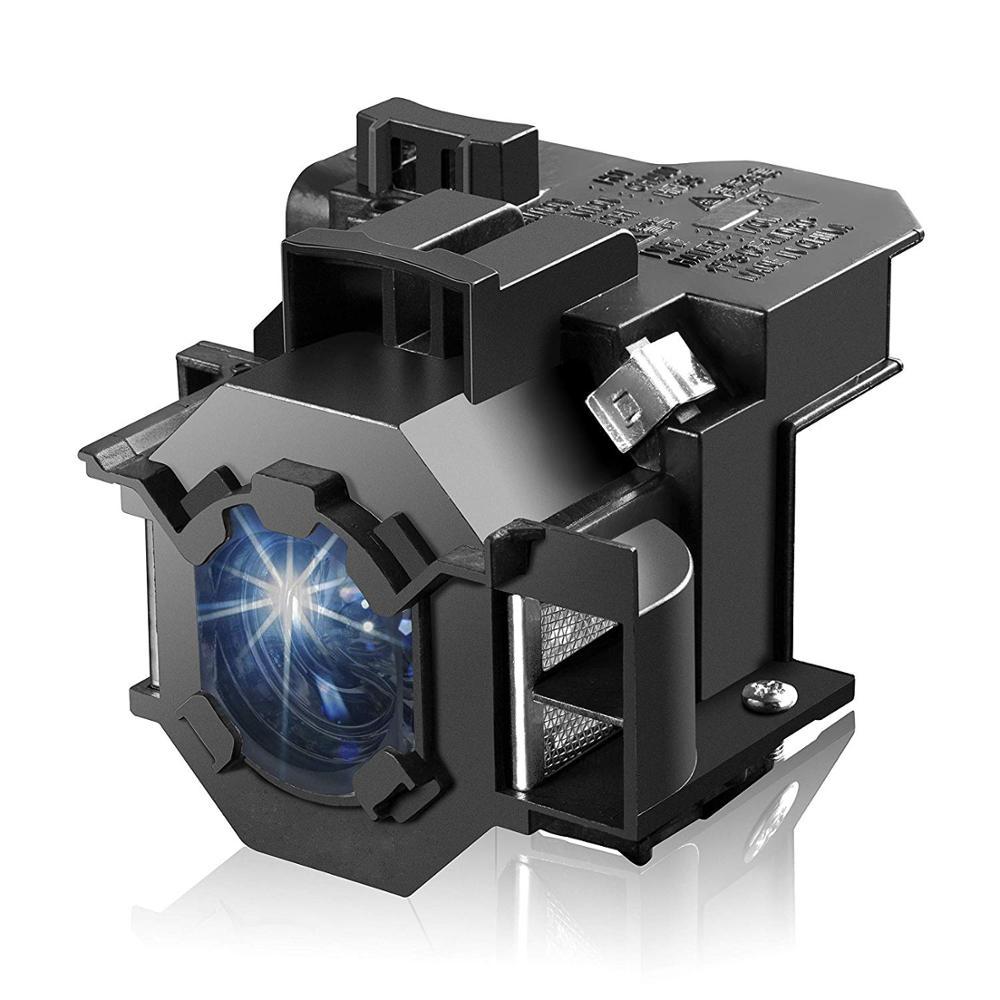 Projector Lamp Bulb For Epson EMP-400W 410W EMP-83H PowerLite 822 EMP-400e EX90 / EMP-400 / EMP-280 /H330B EMP-822 ELPL42 Bulb