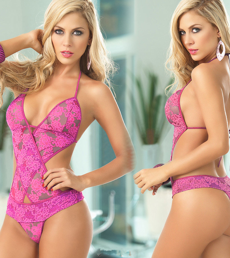 Wear font b Sex b font Body Stockings Racy Lingerie Suit Uniforms Sexy Transparent Lure Female