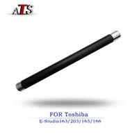 3 pçs/lote Rolo Fusor Superior rolo de aquecimento para Toshiba E E estúdio 163 203 165 166 167 205 206 207 237 compatível Da Copiadora peças de reposição|Rolo fusor|Computador e Escritório -
