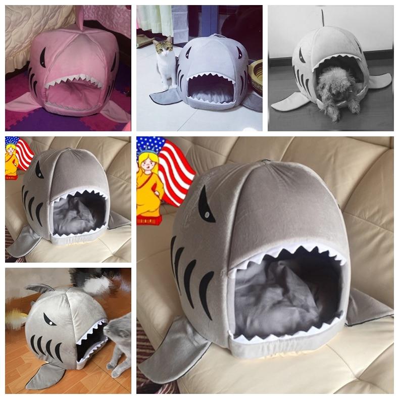 Shark Shaped Bed