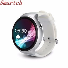 Smartch New I4 Pro SIM Smart Watch Android 5.1 OS 2GB+16GB WIFI 3G GPS Heart Rate Monitor Bluetooth MTK6580 Quad Core Smartwatch