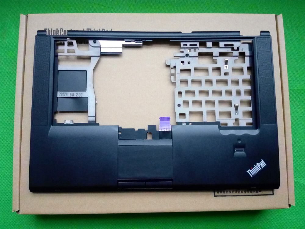 New Oirginal  Lenovo ThinkPad T420S T420Si Palmrest Keyboard Bezel Cover Upper Case 04W0607 Touchpad Fingerprint new original for lenovo thinkpad l530 palmrest cover with touchpad fingerprint 15 6 keyboard bezel upper case 04x4617 04w3635